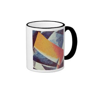 Architectonic Composition Ringer Mug