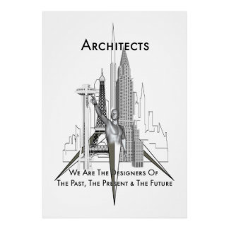 Architects Archival Poster