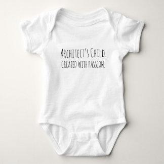 ARCHITECT'S CHILD | Infant creeper! Baby Bodysuit