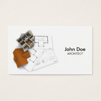 Architects / Construction Business Card