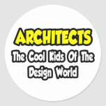 Architects...Cool Kids of Design World