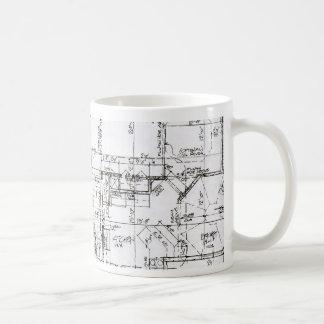 Architects Everything! Basic White Mug