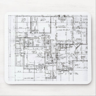 Architects Everything! Mouse Mat