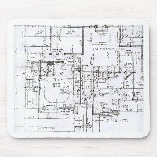 Architects Everything! Mousepad