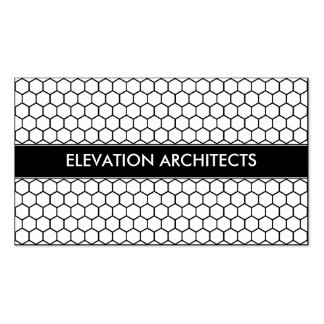 ARCHITECTS PERFECT STRUCTURE BUSINESS CARD