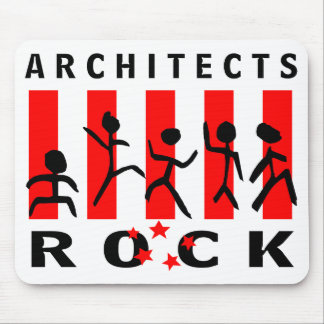 Architects Rock Mouse Mats