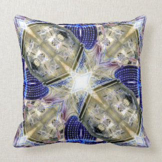 Architectural Abstract Complex Modern Pillow 12