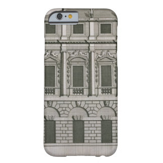 Architectural design demonstrating Palladian propo Barely There iPhone 6 Case