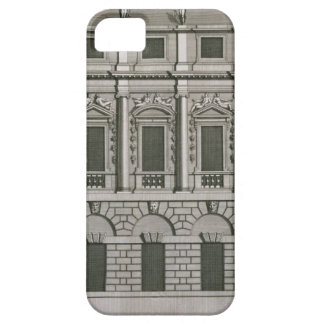 Architectural design demonstrating Palladian propo iPhone 5 Cover