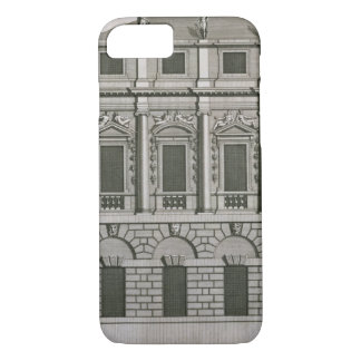 Architectural design demonstrating Palladian propo iPhone 8/7 Case