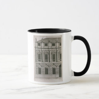 Architectural design demonstrating Palladian propo Mug