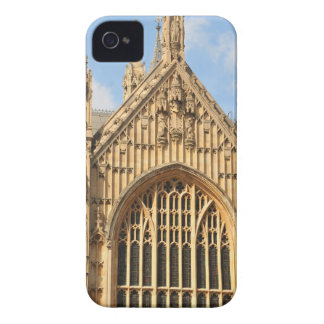 Architectural detail of Gothic window iPhone 4 Case