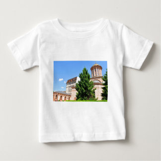 Architectural detail of old Romanian church Baby T-Shirt