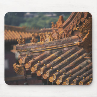 Architectural details in the Forbidden City, Mouse Mat