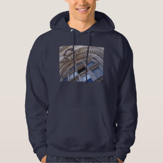 Architectural Elements Hooded Pullover