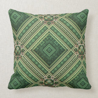 Architectural Elements Pattern Cushion