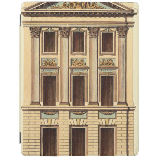 Architectural Facade by Jean Deneufforge iPad Cover