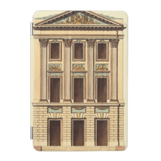 Architectural Facade by Jean Deneufforge iPad Mini Cover