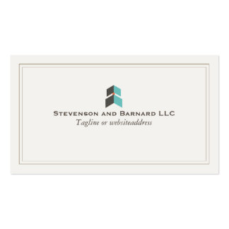 Architectural Growth Arrow Professional Logo Pack Of Standard Business Cards