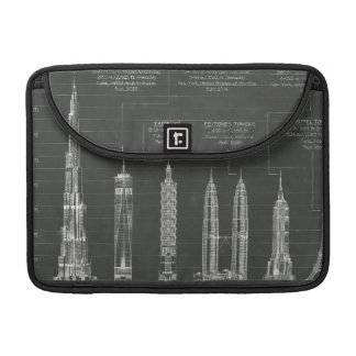 Architectural Heights Sleeve For MacBook Pro