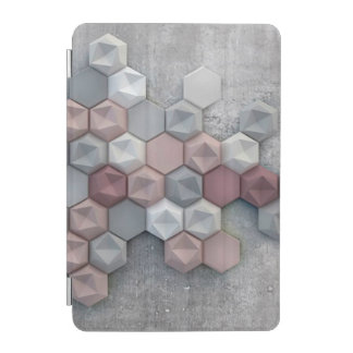 Architectural Hexagons iPad mini Smart Cover