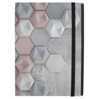 Architectural Hexagons iPad Pro Case