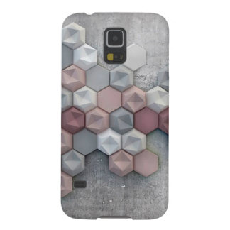 Architectural Hexagons Samsung Galaxy S5 Galaxy S5 Covers
