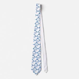 Architectural Reference Symbol Tie (blue)
