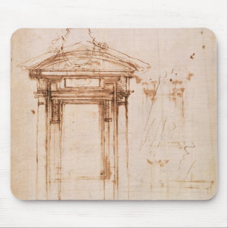 Architectural study mouse mat