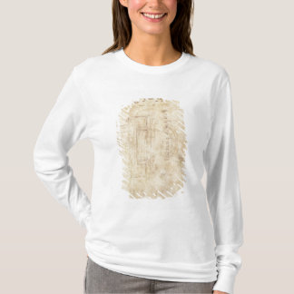 Architectural Study with Notes T-Shirt