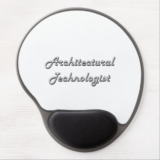 Architectural Technologist Classic Job Design Gel Mouse Pad