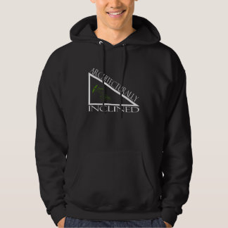 Architecturally Inclined Hooded Sweatshirts
