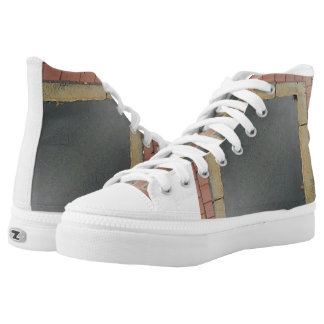 Architecturally Yours High Tops