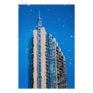 Architecture Abstraction Photographic Print