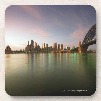 Architecture Australia Bridge Calm Cities City Drink Coaster