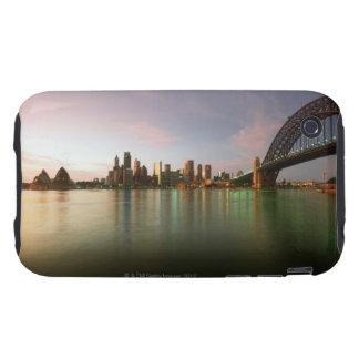 Architecture Australia Bridge Calm Cities City Tough iPhone 3 Covers