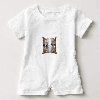 Architecture Baby HAM HAMbwg - Romper