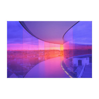 Architecture Design Canvas Print