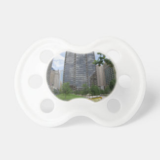 Architecture Baby Pacifiers