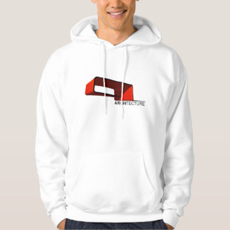 Architecture Hooded Pullover
