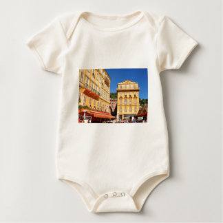 Architecture in Nice, France Baby Bodysuit