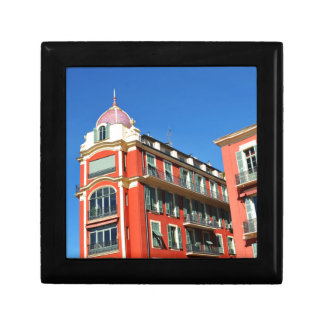 Architecture in Nice, France Gift Box