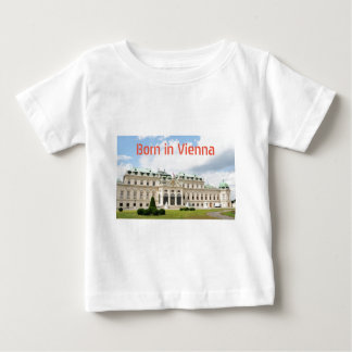 Architecture in Vienna, Austria Baby T-Shirt