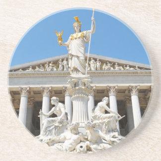 Architecture in Vienna, Austria Coaster