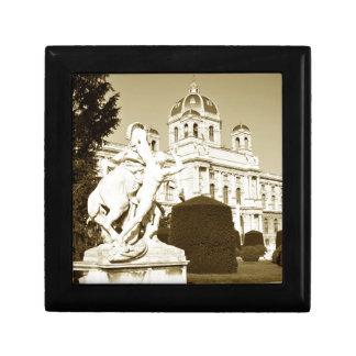 Architecture in Vienna, Austria Gift Box