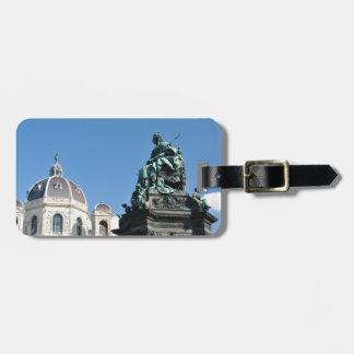 Architecture in Vienna, Austria Luggage Tag
