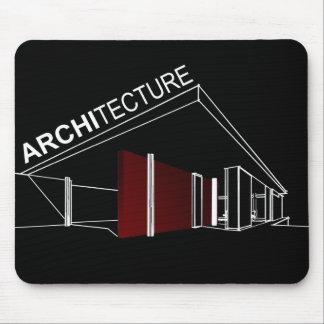 Architecture: Mies van der Rohe Mouse Mat