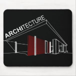 Architecture: Mies van der Rohe Mouse Pad