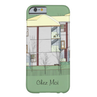 Architecture model house barely there iPhone 6 case