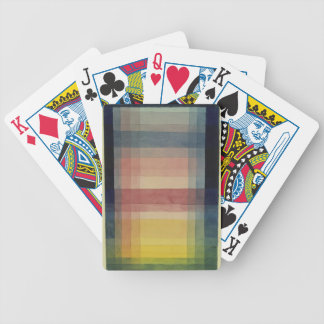 Architecture of the Plain by Paul Klee Card Deck
